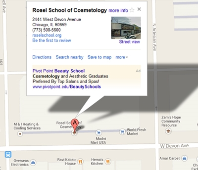 Cosmetology School Location